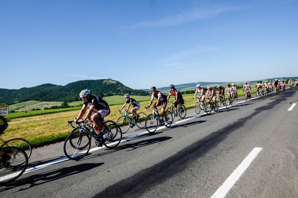 Cyklojazda 2015 - 1.etapa NOVÁ SEDLICA - PREŠOV