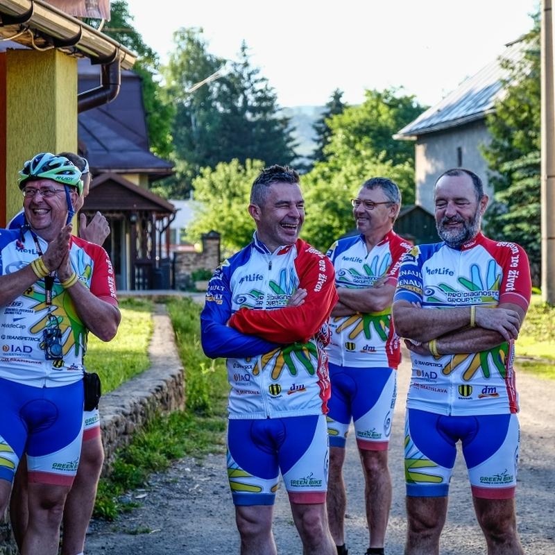 Galéria -> Cyklojazda 2015 - 1.etapa NOVÁ SEDLICA - PREŠOV