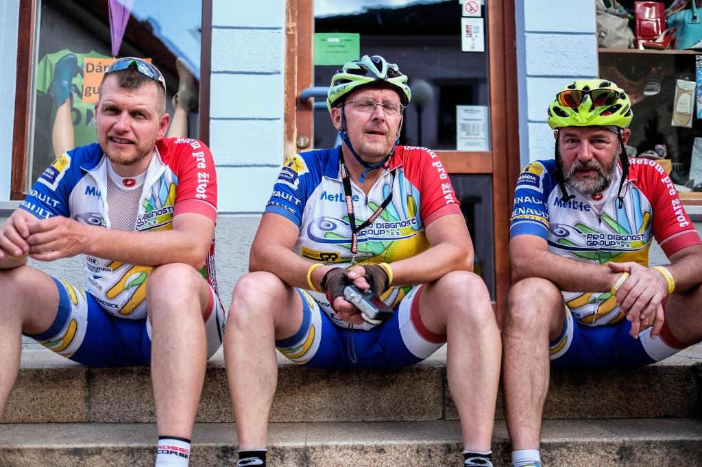 Cyklojazda 2015 - 2.etapa PREŠOV - LEVOČA
