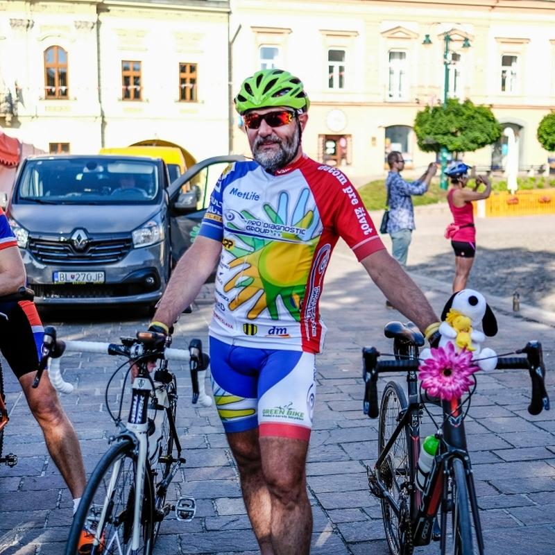 Galéria -> Cyklojazda 2015 - 2.etapa PREŠOV - LEVOČA