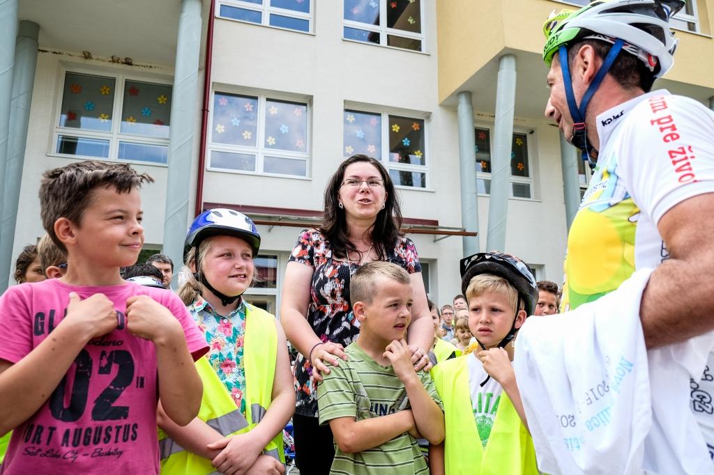 Cyklojazda 2015 - 3.etapa LEVOČA - TATRANSKÁ LOMNICA