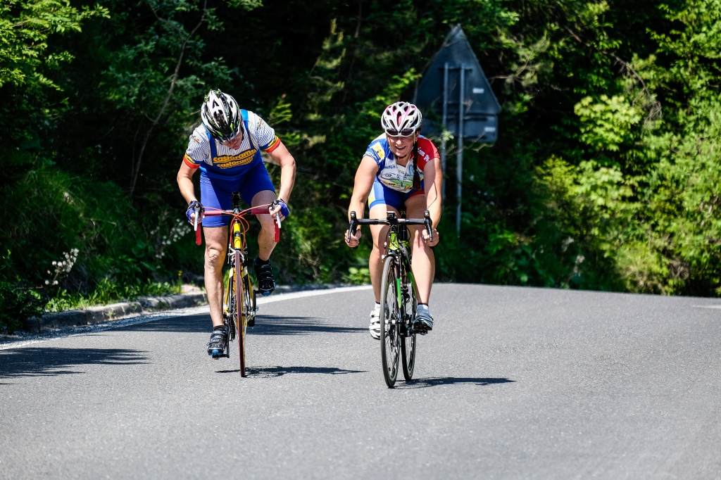 Cyklojazda 2015 - 4.etapa TATRANSKÁ LOMNICA - BANSKÁ BYSTRICA