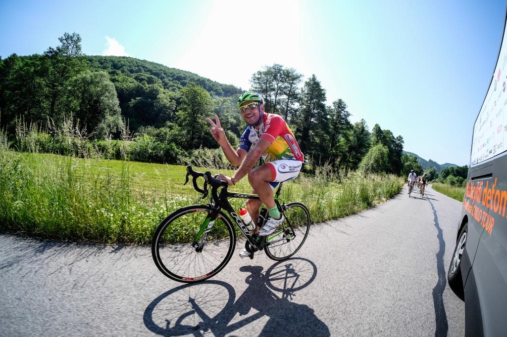 Cyklojazda 2015 - 5.etapa BANSKÁ BYSTRICA - MARTIN