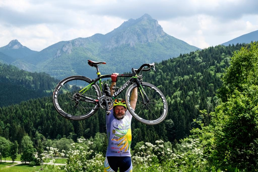 Cyklojazda 2015 - 6.etapa MARTIN - TERCHOVÁ