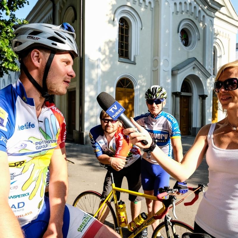 Galéria -> Cyklojazda 2015 - 6.etapa MARTIN - TERCHOVÁ