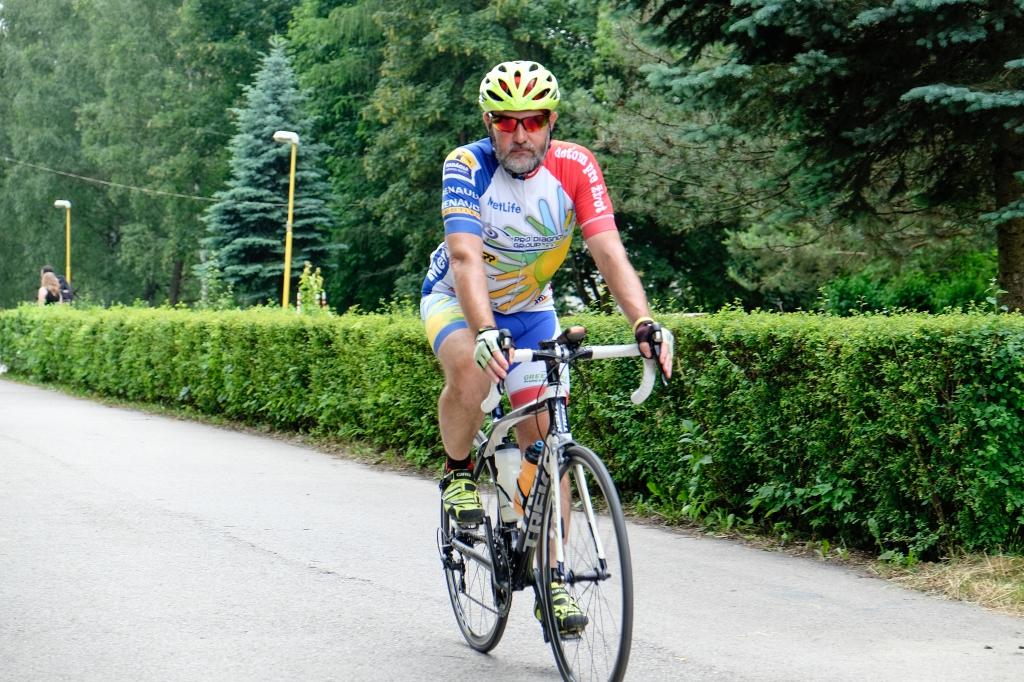 Cyklojazda 2015 - 7.etapa TERCHOVÁ - TRENČÍN