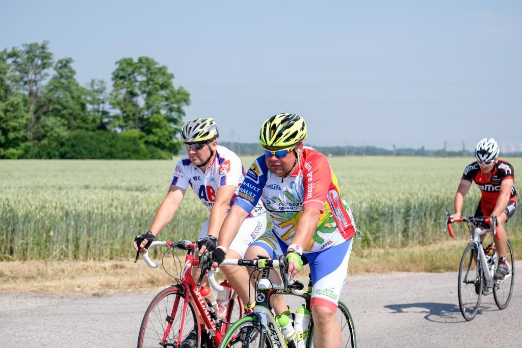 Cyklojazda 2015 - 8.etapa TRENČÍN - BRATISLAVA
