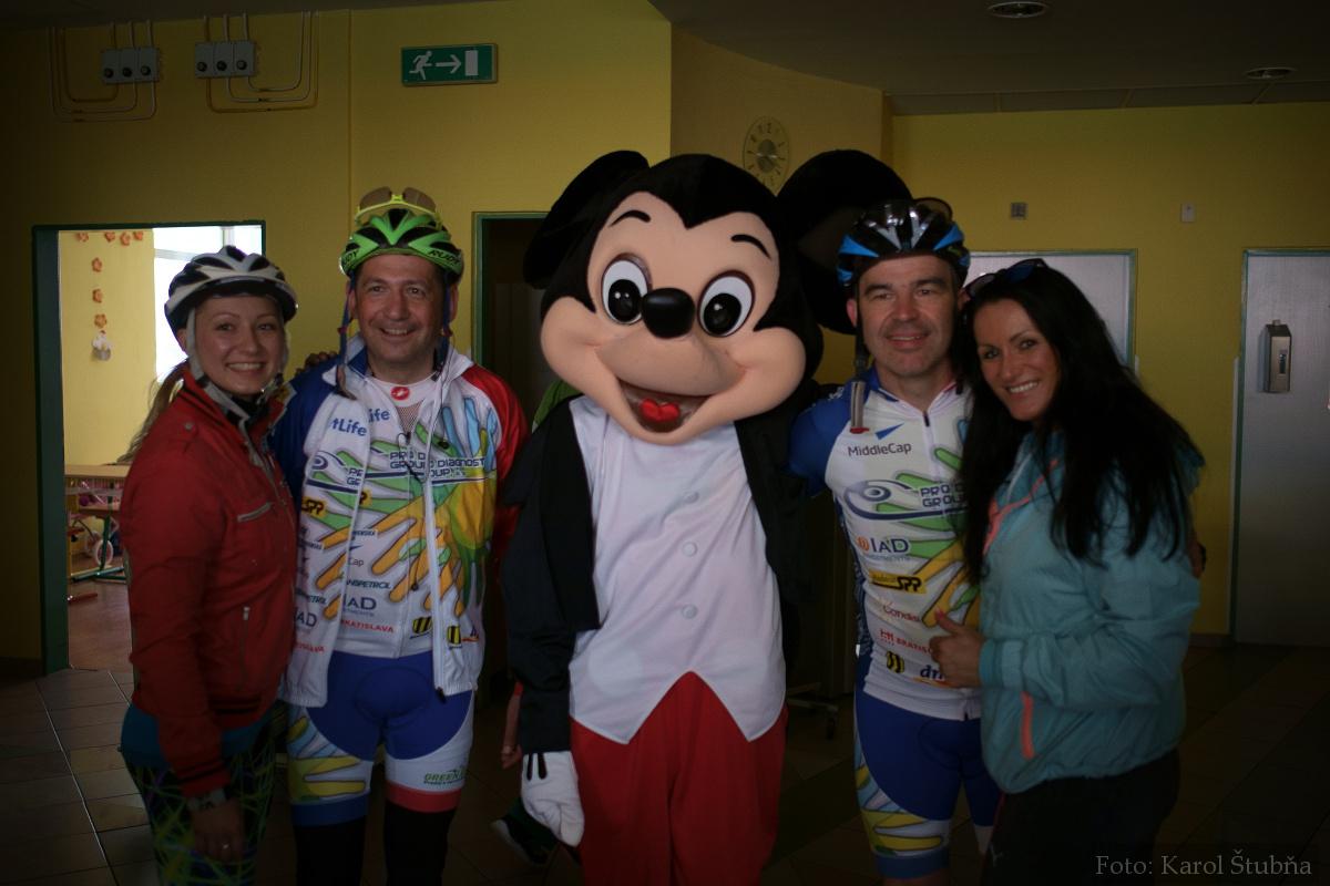 Cyklojazda 2016 1.etapa