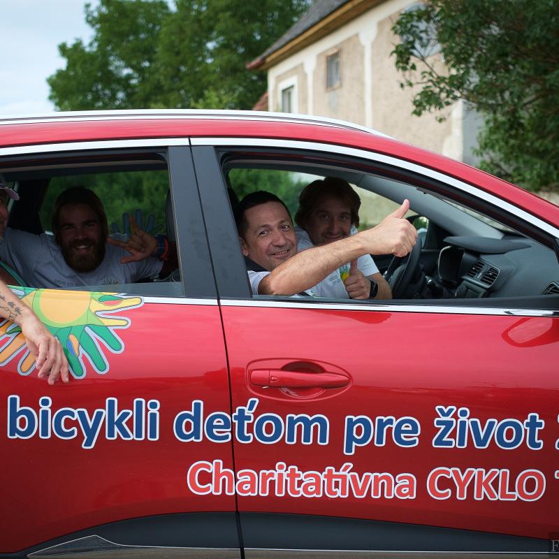 Galéria -> Cyklojazda 2016 1.etapa
