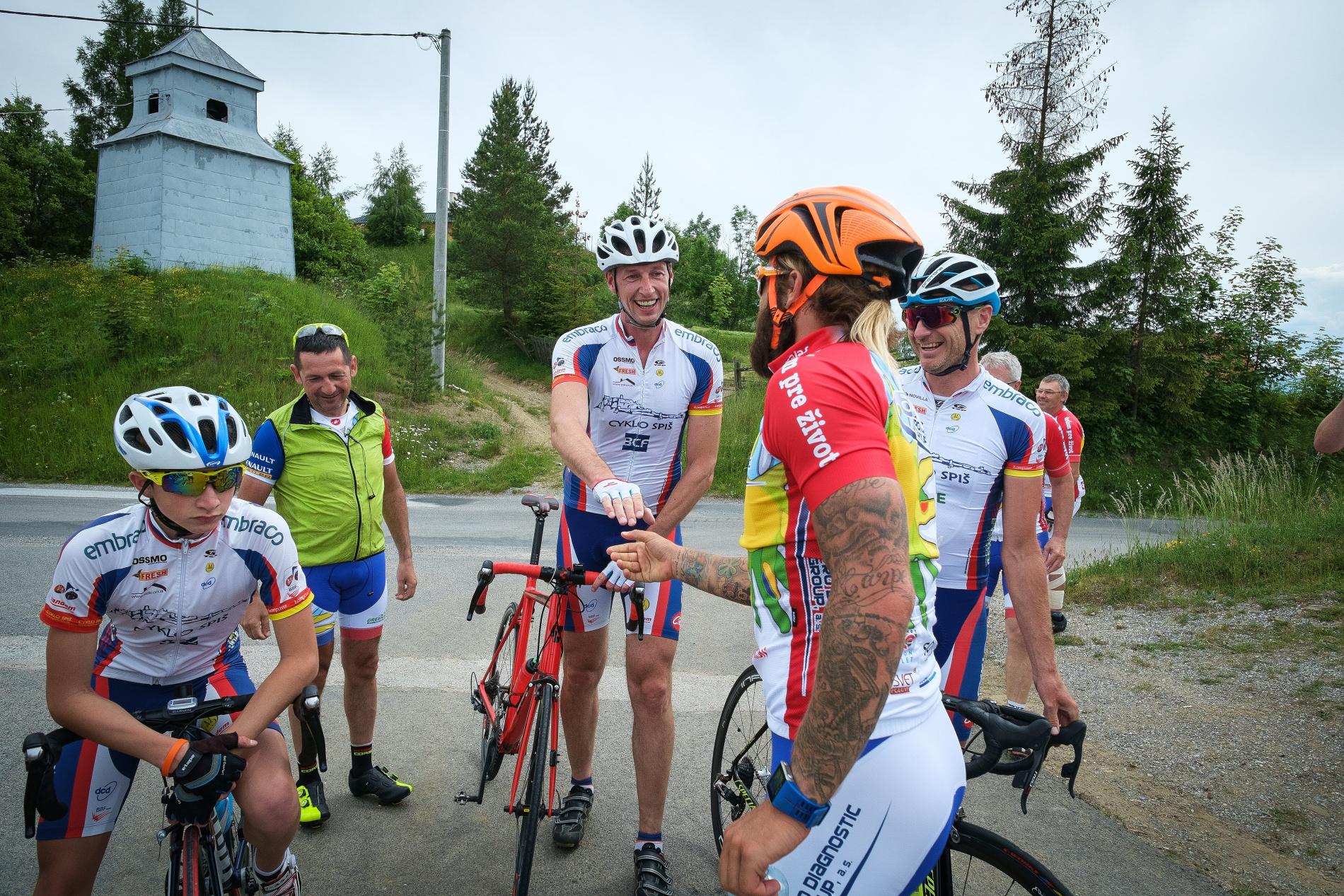 Cyklojazda 2016- 2.etapa
