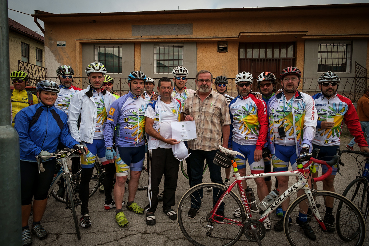 Cyklojazda 2016- 4.etapa