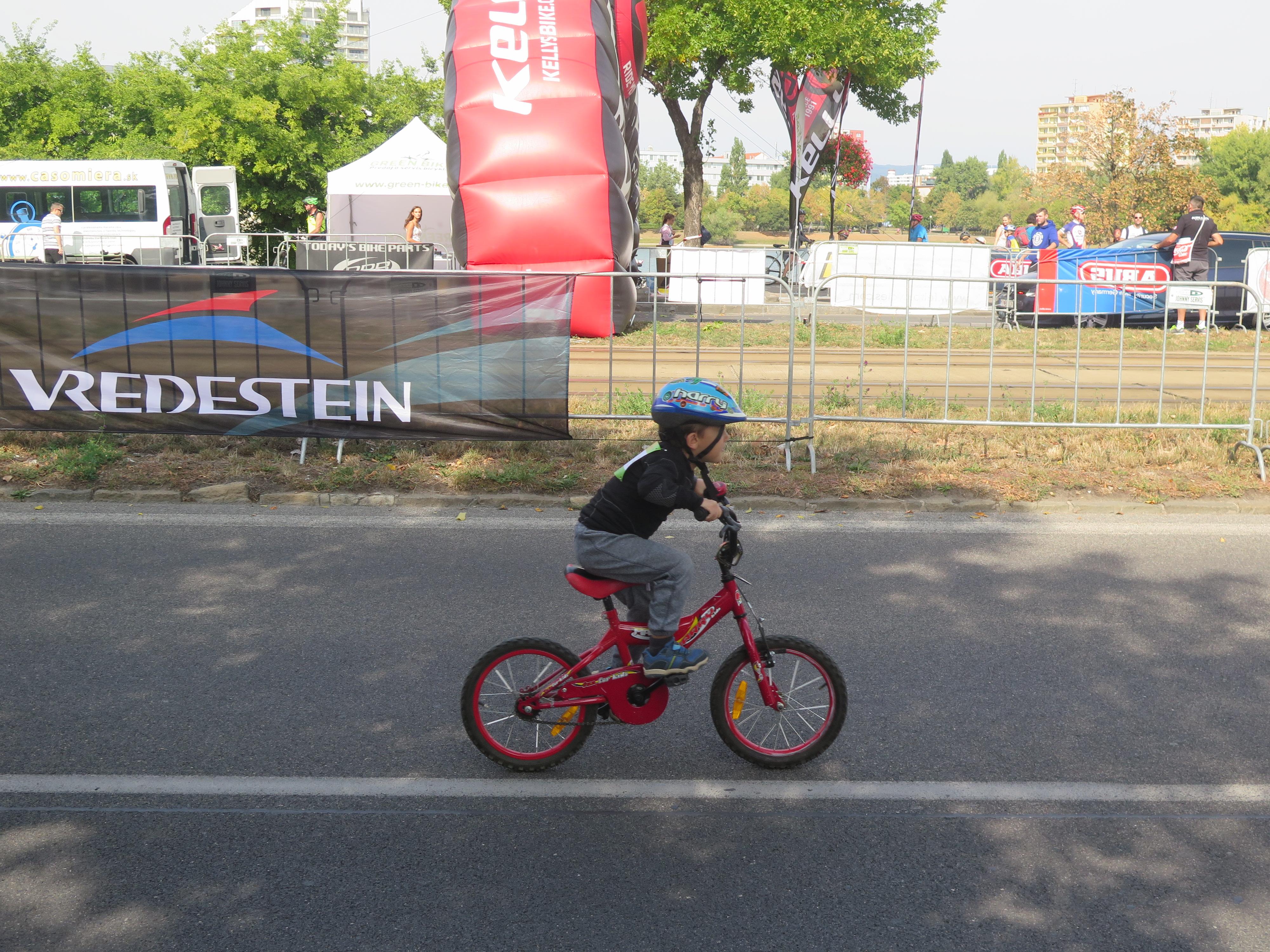 Ružinovská cykločasovka 2016