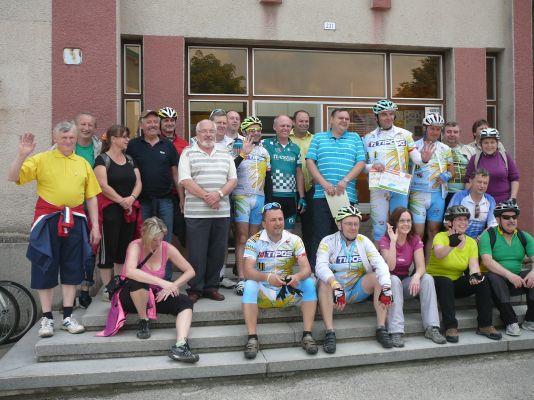 Cyklojazda 2013 - 2. etapa 2013 (Kunovice - Drietoma - Stakčín)