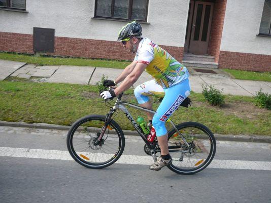 Galéria -> Cyklojazda 2013 - 2. etapa 2013 (Kunovice - Drietoma - Stakčín)