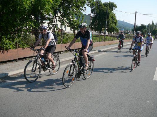 Galéria -> Cyklojazda 2013 -  4. etapa (Stakčín - Prešov)