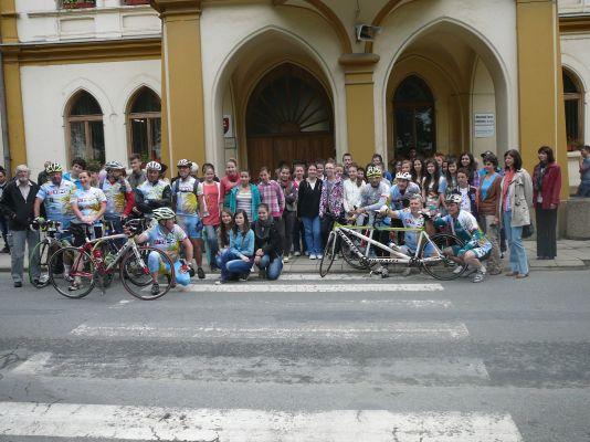 Cyklojazda 2013 -  6. etapa 2013 (Prešov - Tatranská Lomnica)
