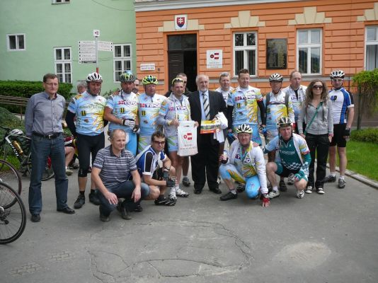 Cyklojazda 2013 -  7. etapa 2013 (Tatranská Lomnica - Belá)