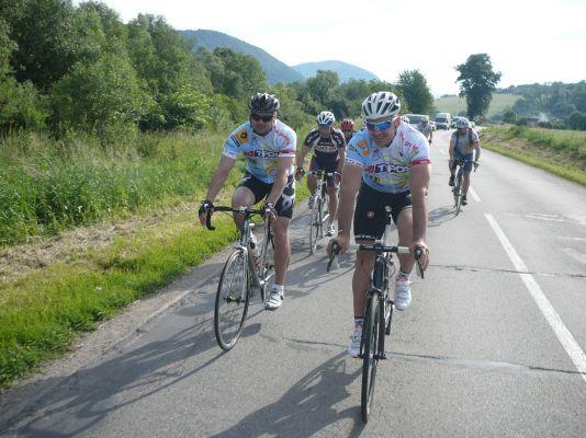 Cyklojazda 2013 -  8. etapa 2013 (Belá - Trenčín)