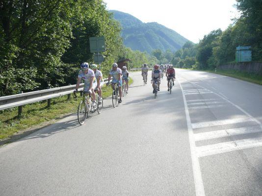 Galéria -> Cyklojazda 2013 -  8. etapa 2013 (Belá - Trenčín)