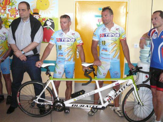 Cyklojazda 2013 -  9. etapa 2013 (Trenčín - Bratislava)