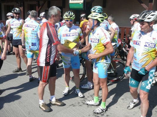 Galéria -> Cyklojazda 2013 -  9. etapa 2013 (Trenčín - Bratislava)