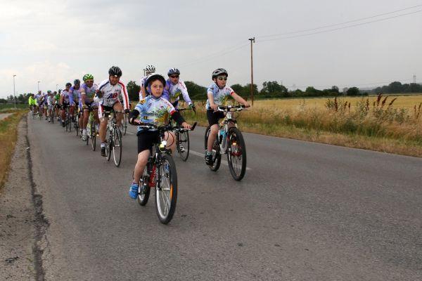 Na bicykli deťom 2014