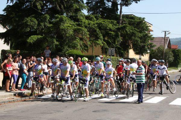 Galéria -> Na bicykli deťom 2014