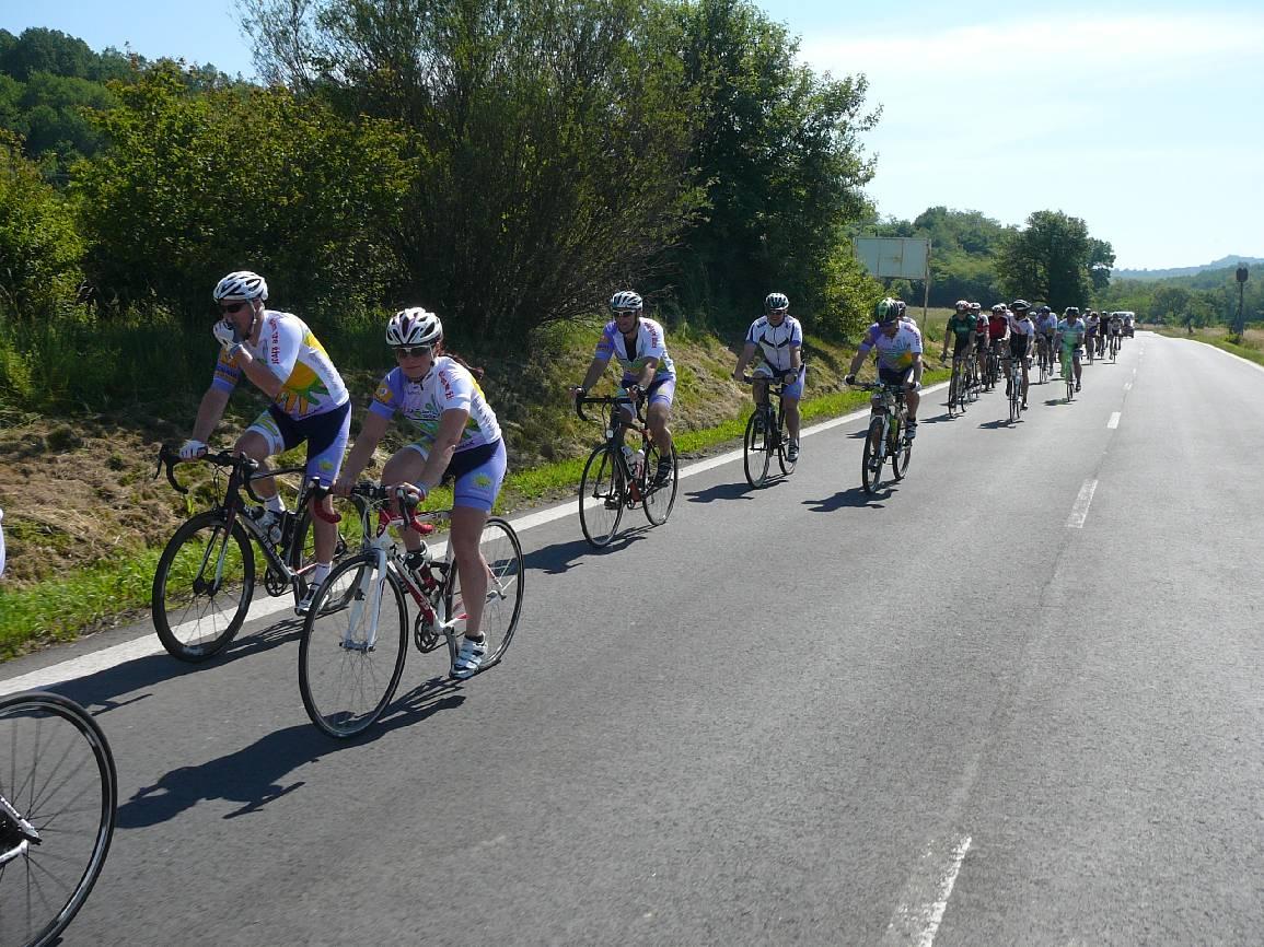 Cyklojazda 2014 -  1. etapa (Nová Sedlica - Prešov)