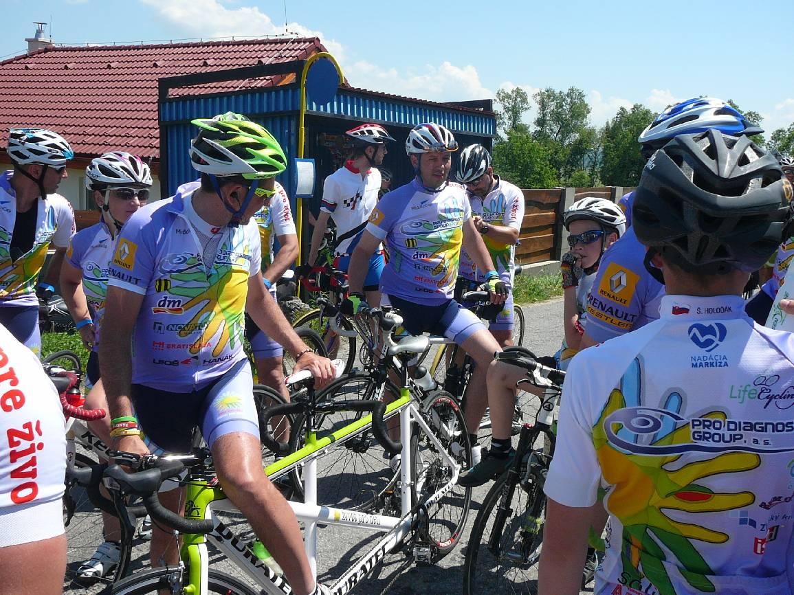 Cyklojazda 2014 -  2. etapa (Košice - Prešov)