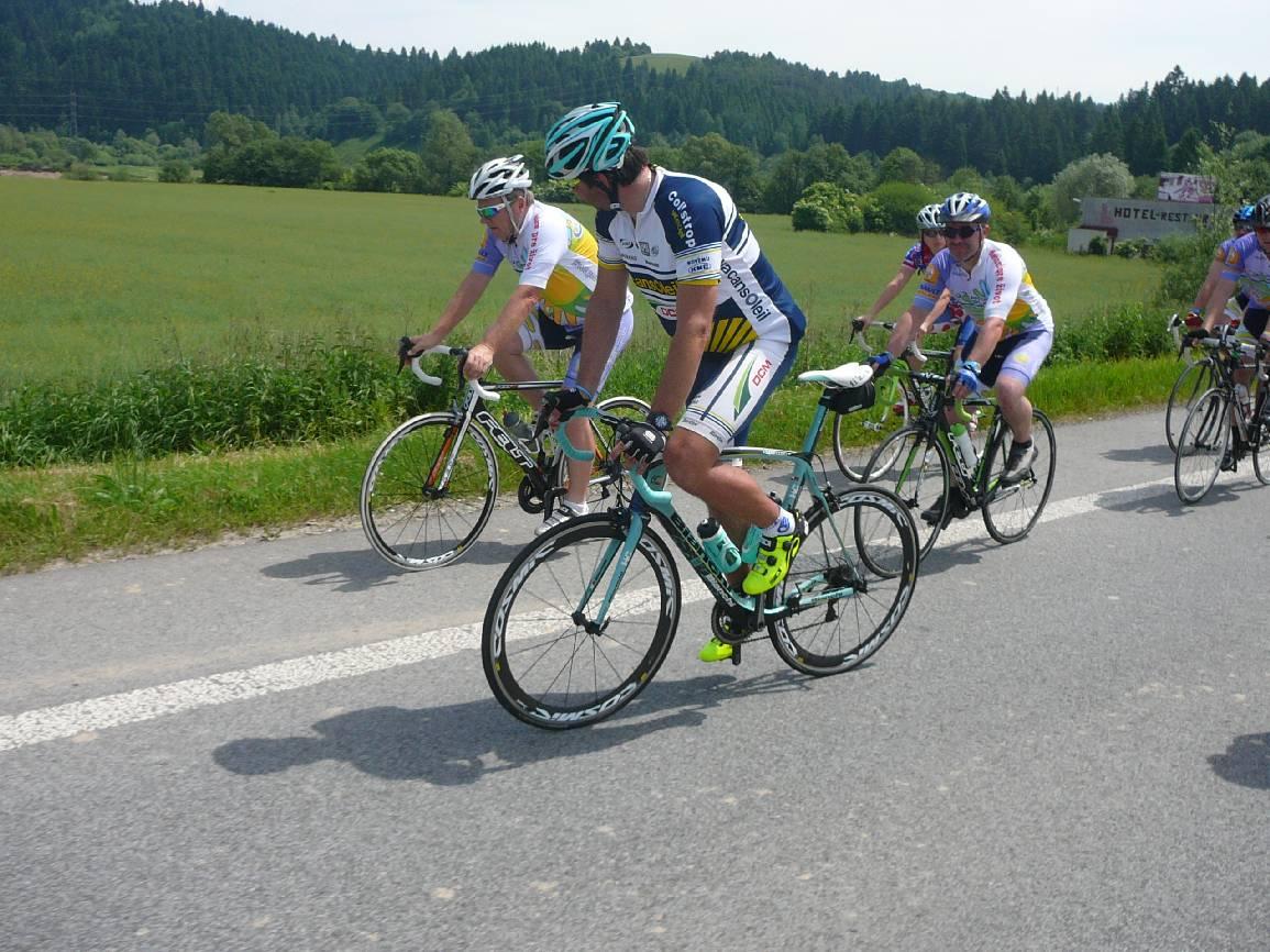 Cyklojazda 2014 -  3. etapa (Prešov - Tatranská Lomica)