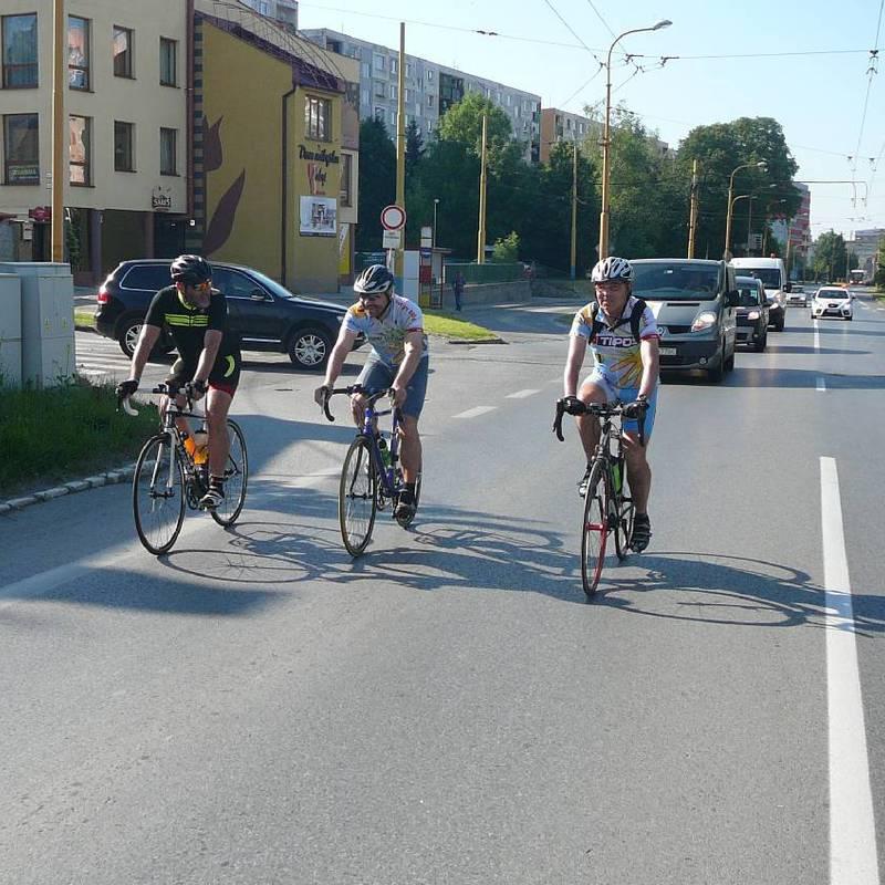 Galéria -> Cyklojazda 2014 -  3. etapa (Prešov - Tatranská Lomica)