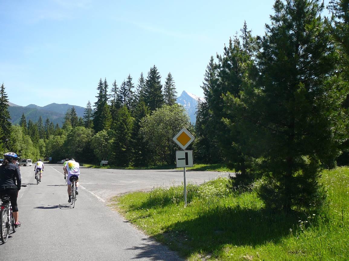 Cyklojazda 2014 - 4. etapa (Tatranská Lomnica - Martin )