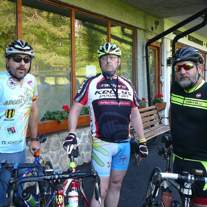 Galéria -> Cyklojazda 2014 - 4. etapa (Tatranská Lomnica - Martin )