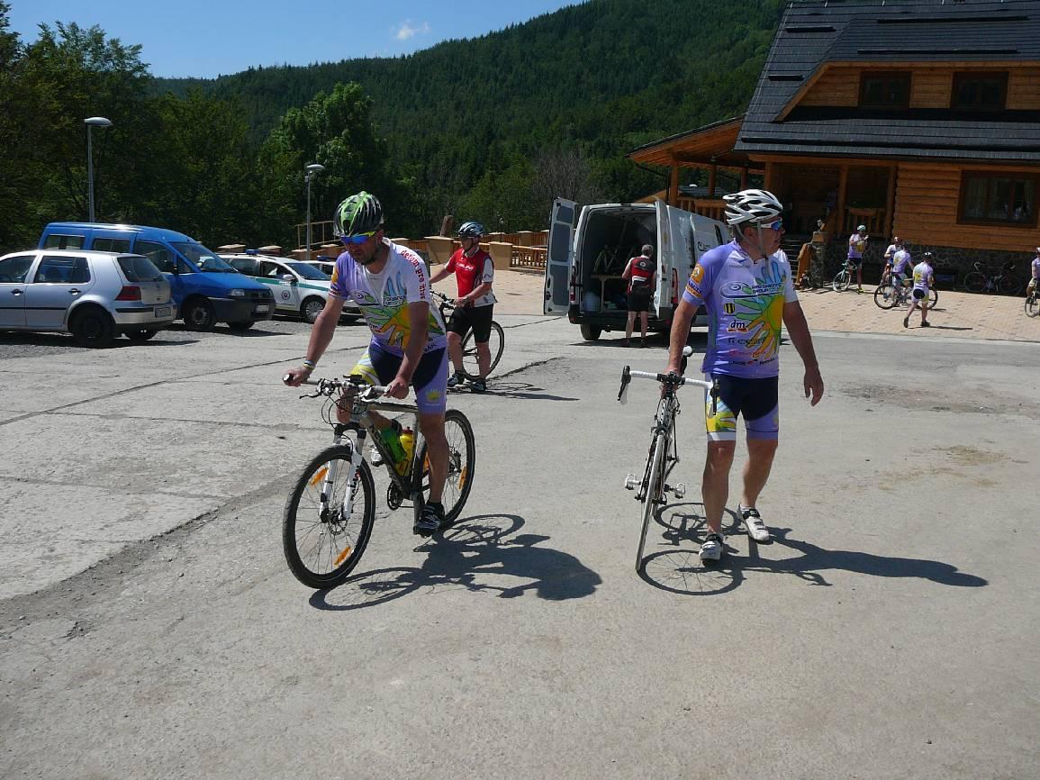 Cyklojazda 2014 - 5. etapa (Martin - Beluša)