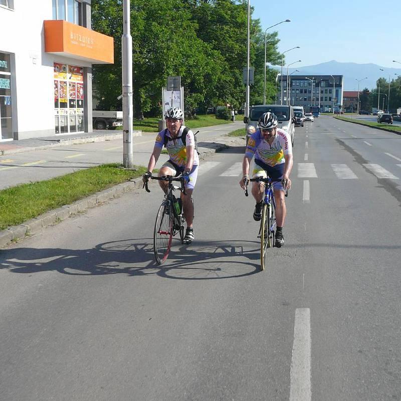 Galéria -> Cyklojazda 2014 - 5. etapa (Martin - Beluša)