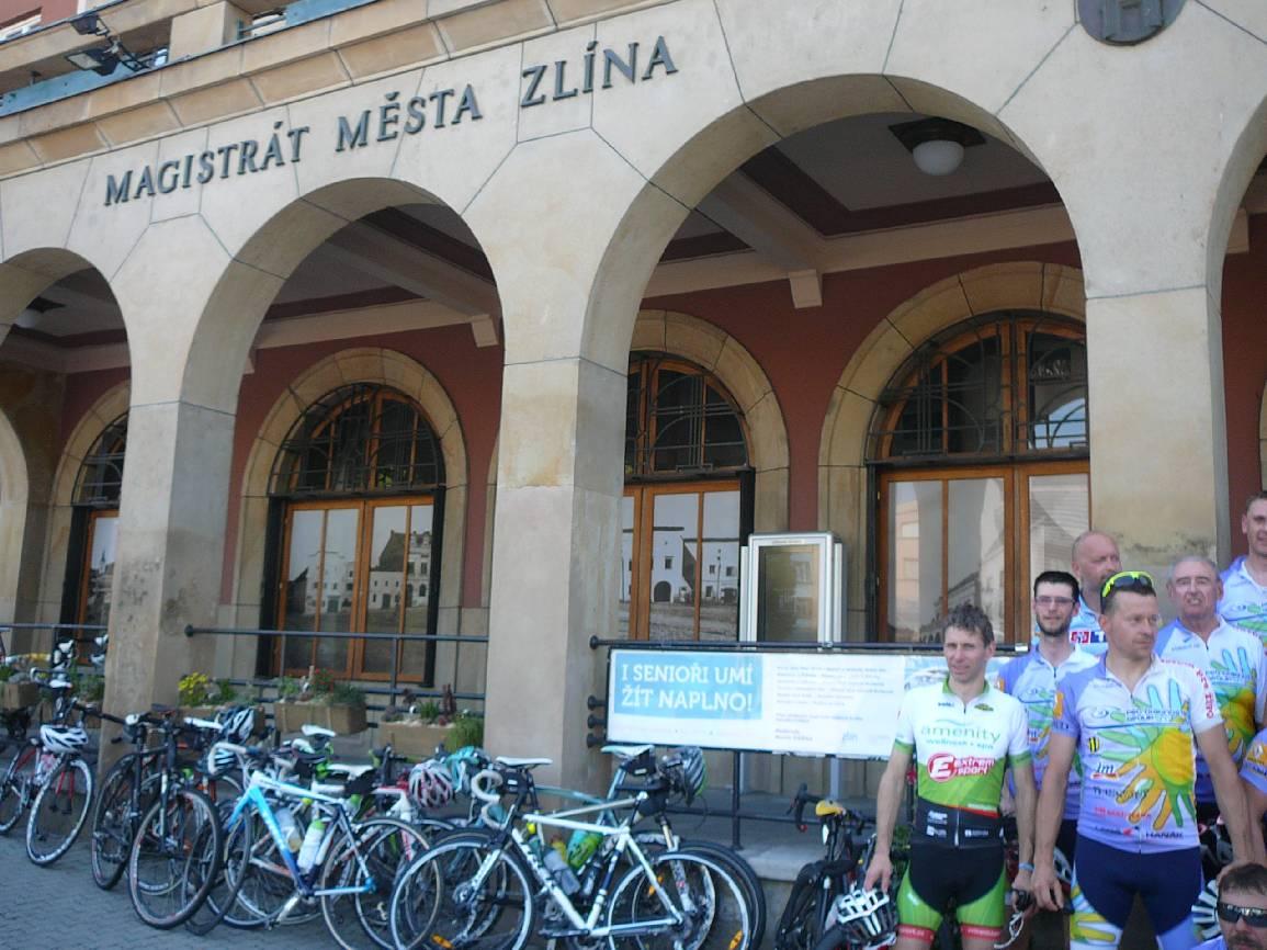 Cyklojazda 2014 -  6. etapa (Beluša - Zlín)