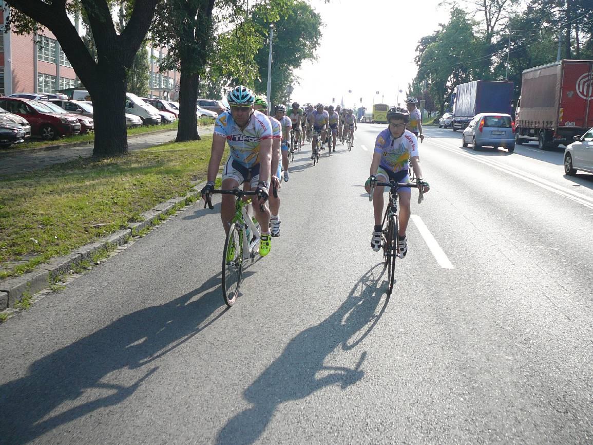 Cyklojazda 2014 -  7. etapa (Zlín - Kunovice)