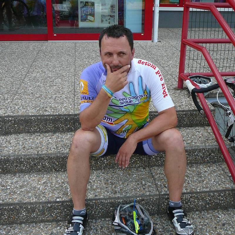 Galéria -> Cyklojazda 2014 -  7. etapa (Zlín - Kunovice)