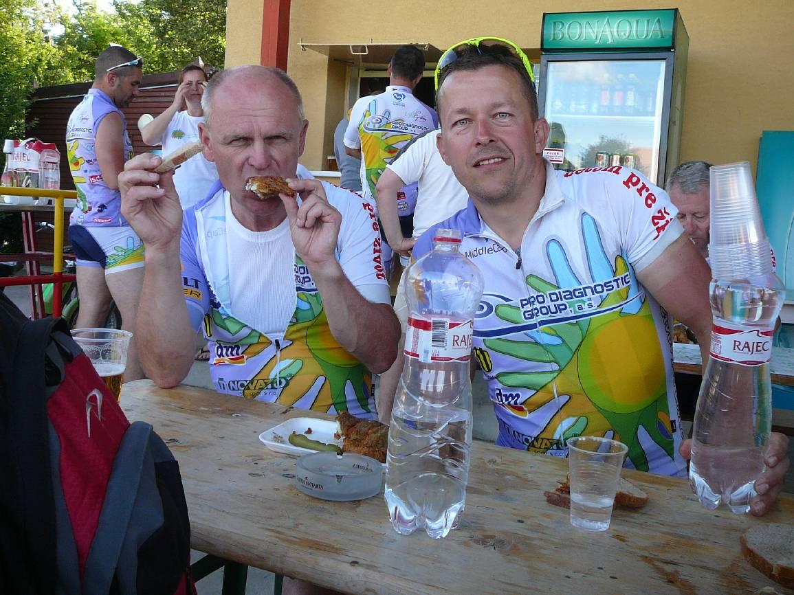 Cyklojazda 2014 - 9. etapa (Trenčín - Bratislava)